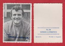 Liverpool Tommy Lawrence Scotland 30 (A&BC)